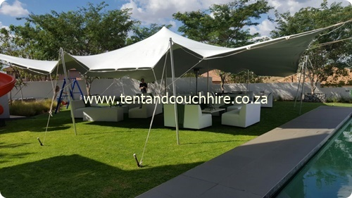Tent And Couch Hire Sa Pty Ltd Stretch Tent White